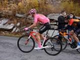 Etappe 20: Kelderman verliest roze tijdens laatste bergrit