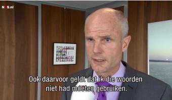 Stef Blok mag blij zijn dat er in Nederland geen Sacha Baron Cohen rondloopt