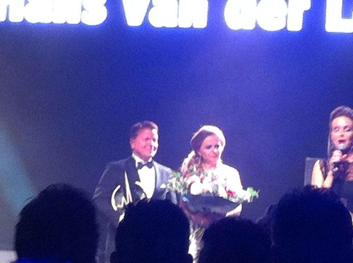 Hans van der Lee en Xandra Goudberg
