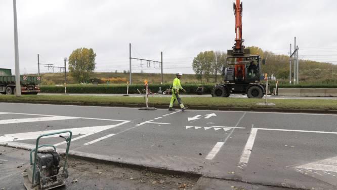 Gevaarlijke oversteekplaats voor fietsers wordt vijftig meter opgeschoven