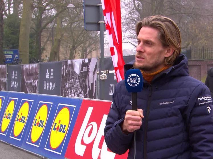 Start wielerseizoen met de Omloop: 'Gelukkig Nieuwjaar!'