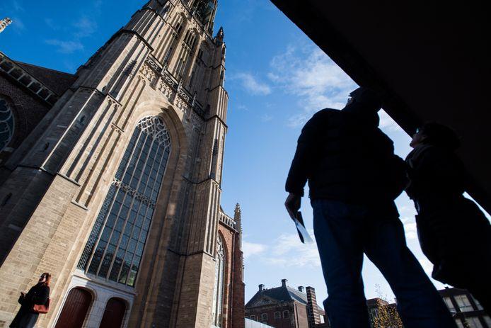 De Eusebiuskerk in Arnhem. Het laatste geld voor de ingrijpende renovatie en verbouwing is nu binnen.