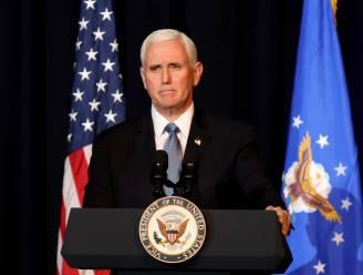 """Ex-vicepresident Pence sluit miljoenencontract voor eigen boek: """"Het onbetwiste standaardwerk over regering Trump"""""""