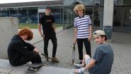 """Skaters vragen nieuw skatepark in Aalter: """"We worden overal weggestuurd. Waar moeten wij naartoe?"""""""