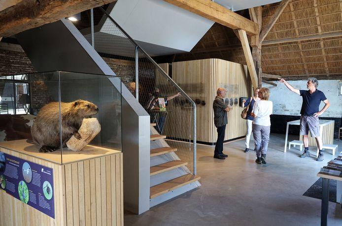 Er druppelden zondag steeds weer nieuwe mensen binnen voor informatie bij het Duijfhuis in Liempde.