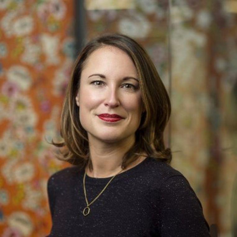Olivia Walker is bij het Britse bedrijf verantwoordelijk voor de data waarmee de app reisadviezen geeft. 'We corrigeren de kleinste foutjes uit de data.' Beeld