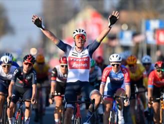 Pedersen neemt in Kuurne revanche voor slechte Omloop, monstervlucht Van der Poel strandt op twee kilometer