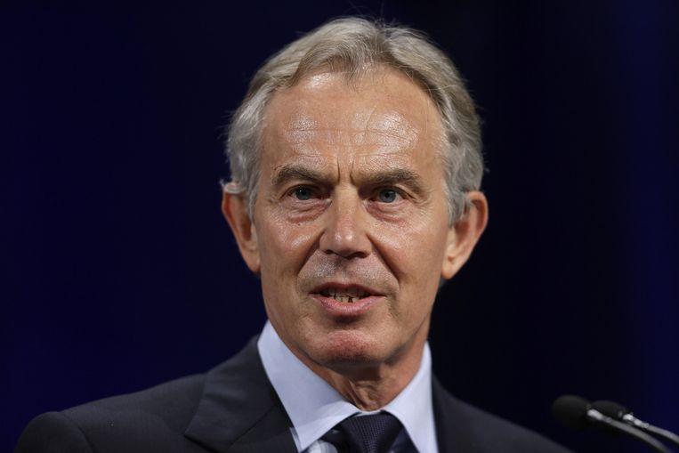 Tony Blair Beeld AP