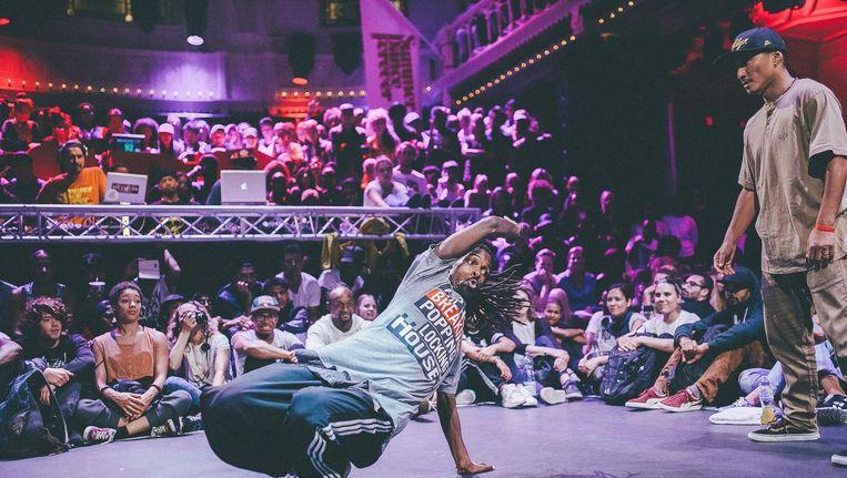 Tijdens dansfestival Summer Dance Forever zal er ook worden gebattled. Beeld Sasha Box