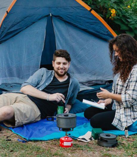 Mag dat: ergens je tent neerzetten en wildkamperen in Zwolle?