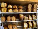 Het brood van bakkerij Goossens in Antwerpen.