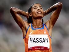 Verwarring rond Sifan Hassan en unieke missie: 'Ik heb veel stress, het is moeilijk'
