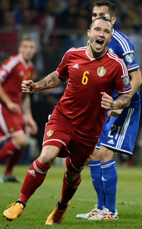 Broer Radja komt ook uit voor de Belgische nationale ploeg