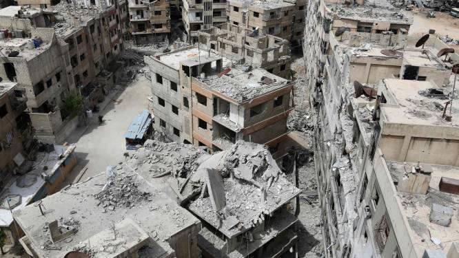 Na bijna tien jaar burgeroorlog is Syrië eigenlijk weer terug bij af