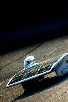 Accu arriveert eindelijk bij Nuon Solar Team
