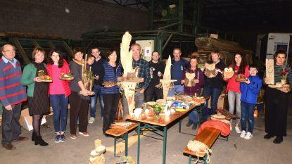 Een creatieve houtworkshop bij houtzagerij D'Hont