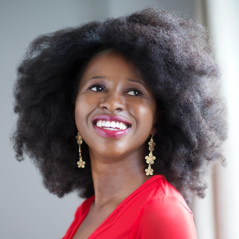 Imbolo Mbeu: 'Mijn hart zal altijd in Afrika zijn. Maar de geschiedenis van het continent uitpluizen heeft dat hart ook gebroken.'  Beeld Kiriko Sano