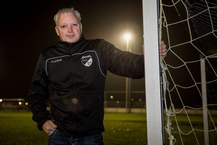 Jan Exel is de nieuwe coach van Tubantia-zaterdag.