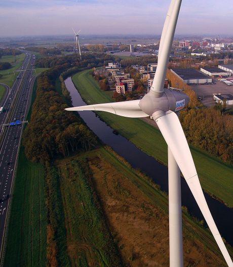 Meer Deventer windmolens mogelijk langs A1 dan gedacht: militaire laagvliegroute geschrapt