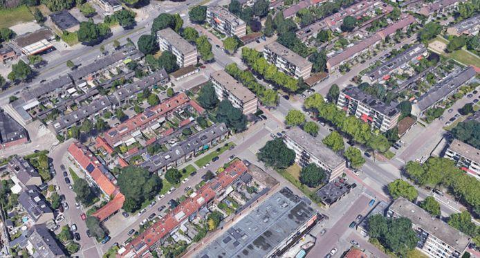 De Marialaan in Breda.