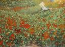 De Tuin van schrijver/schilder Jacobus van Looy (1893), in 2013 aangekocht door het Teylers Museum.