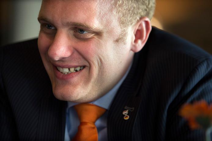 Burgemeester Joris Bengevoord