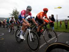 Van der Poel over zesde plaats in Luik: 'Er zat meer in'