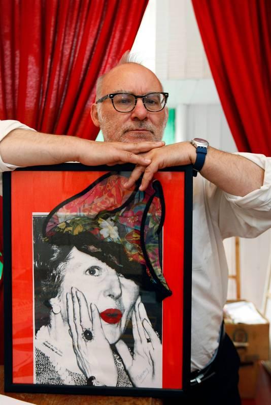 Jan Bucquoy, conservateur du Musée du Slip