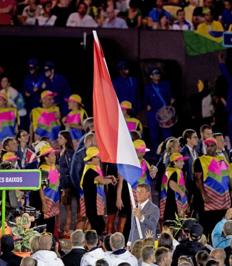 'IOC staat 2 vlaggendragers per land toe bij opening in Tokio'