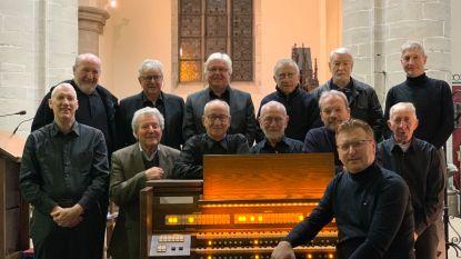 The Men's Formation houdt allerlaatste concert