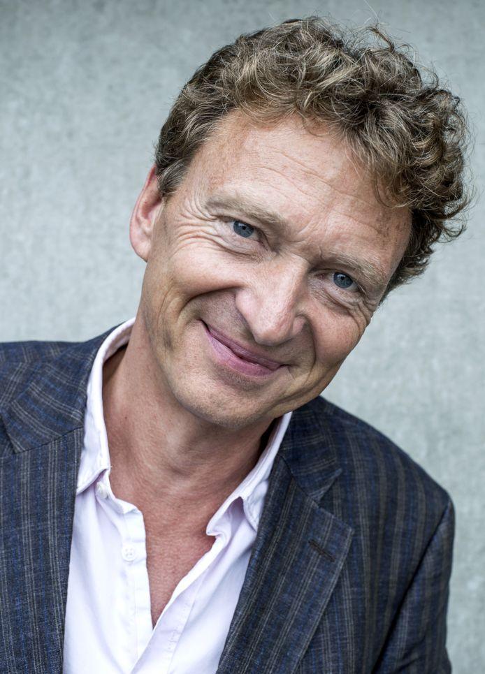 Peter Jansen, hoofdredacteur De Gelderlander