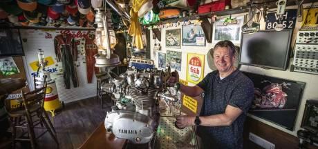 Thuiscafeetje in Oldenzaal: 'Bij de TT van Assen is het hier bomvol, met motorgekken'