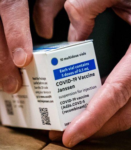 Inenten met Janssen-vaccin uitgesteld: ziekenhuispersoneel en GGZ-cliënten moeten wachten