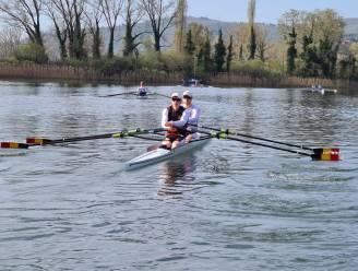 """Marlon Colpaert en Tibo Vyvey pakken dubbel zilver op regatta Piediluco: """"Er is nog ruimte voor verbetering"""""""