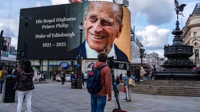 Hoogste aantal klachten ooit voor BBC: 110.000 kijkers ontevreden over berichtgeving prins Philip