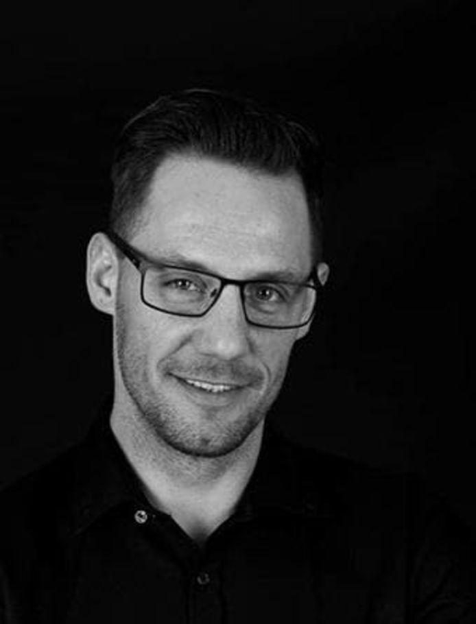 Kevin Roose (39) uit Koekelare
