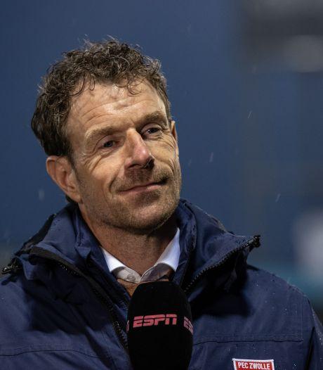 PEC-trainer Bert Konterman blijft na zege op FC Twente realistisch: 'Nog twee punten, dan pas zijn we echt veilig'