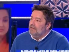 Les douloureuses confidences du fils de Bernard Tapie sur le cancer de son père