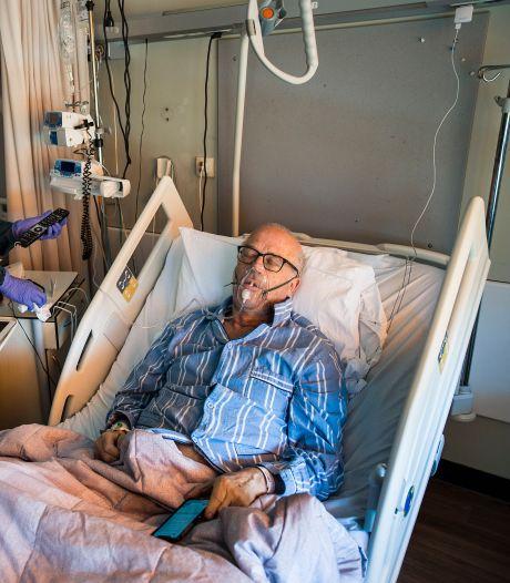Hoe corona toeslaat in het ziekenhuis: 'Ik ben zo moe, ik ben gewassen én de artsen kwamen langs'