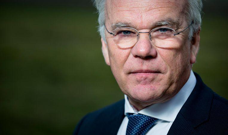 Norbert Klein. Beeld ANP