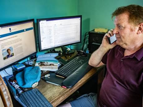 Libanonveteraan Bert Kleine Schaars uit Deventer zet hulpactie op voor Beiroet: 'Anoniem geld geven vind ik niks'