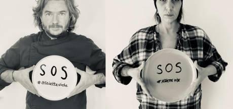 SOS #AssietteVide, le ras-le-bol des restaurateurs liégeois