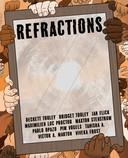 Refractions, poster van internationaal filmproject van Eindhovense filmmaker Pim Vogels