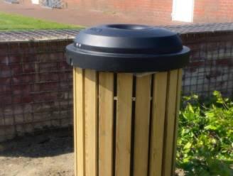 Semi-ondergrondse containers vervangen oude vuilnisbakken in straatbeeld