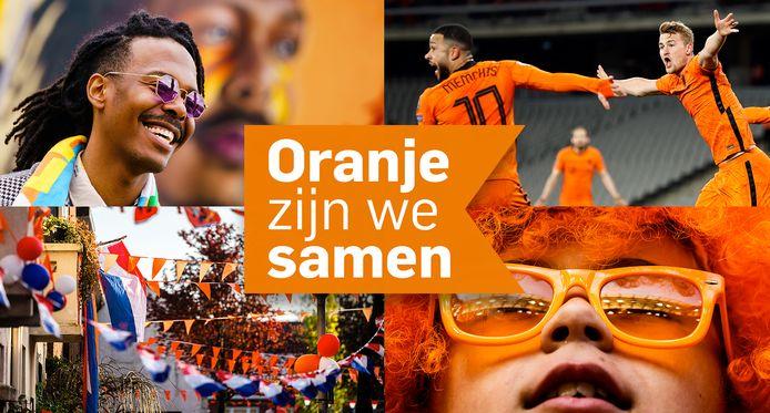 Oranje zijn we samen