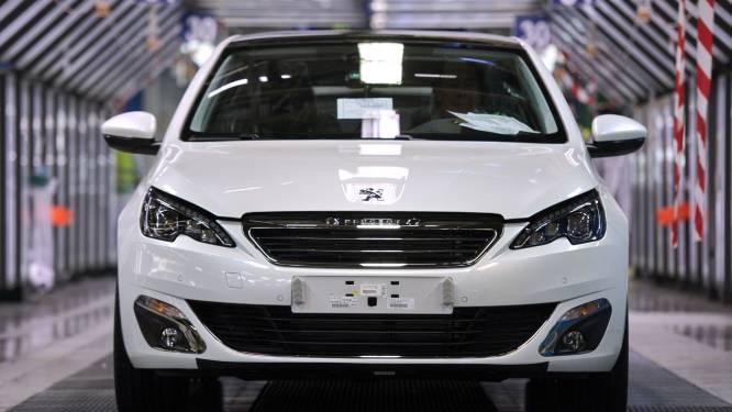 Productie Peugeot 308 in Franse fabriek voor derde week op rij stil door chiptekort