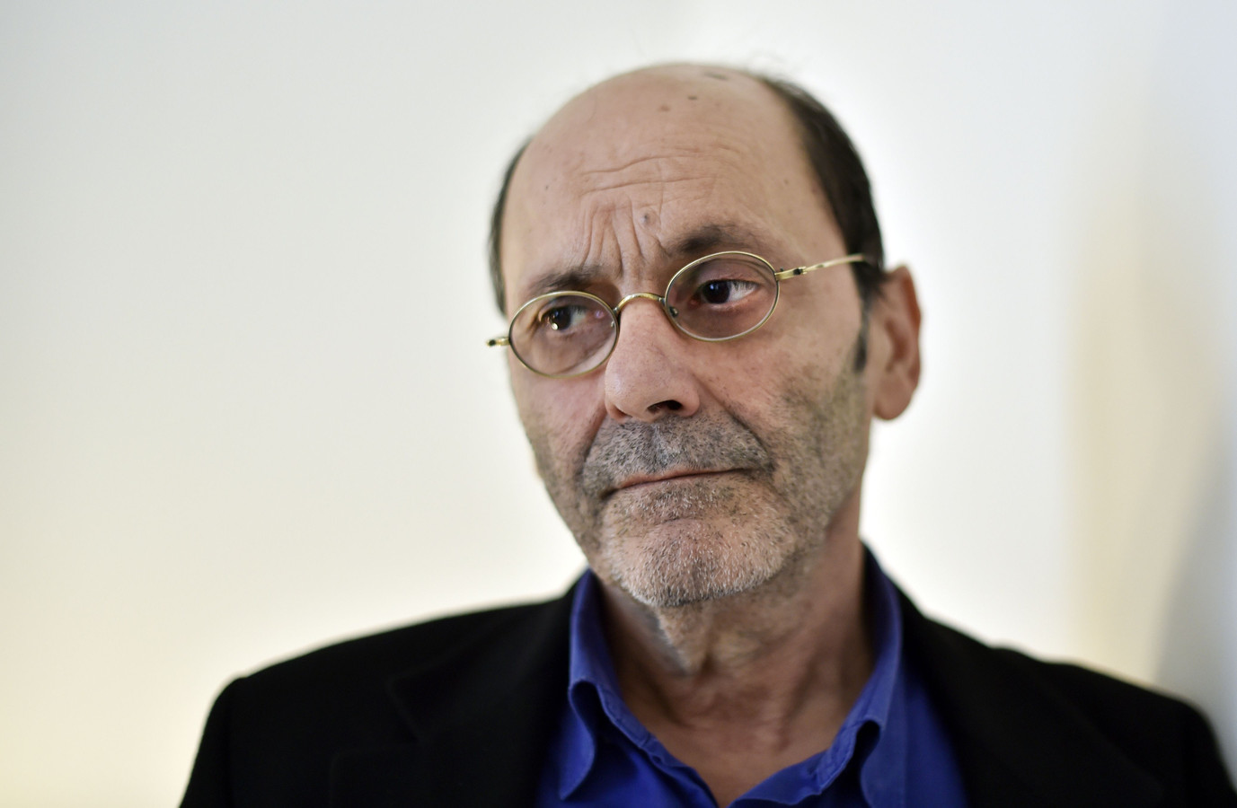 Jean-Pierre Bacri en 2015.