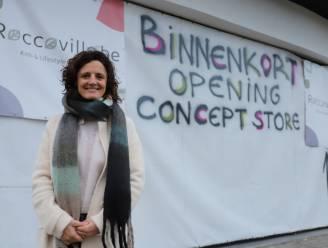 "Na succes van webshop Roccoville, opent Valérie De Trift (45) straks een concept store: ""Unieke en duurzame cadeautjes om bij weg te smelten"""