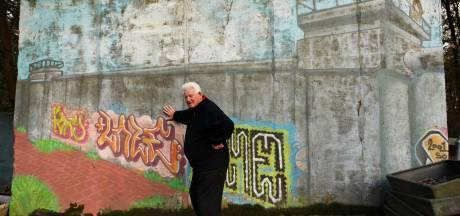 Toon Stolwerk (89) sloopte Berlijnse Muur