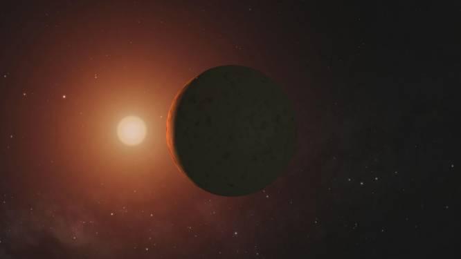 Mysterieuze planeet TRAPPIST-1 onthult wat van zijn geheimen